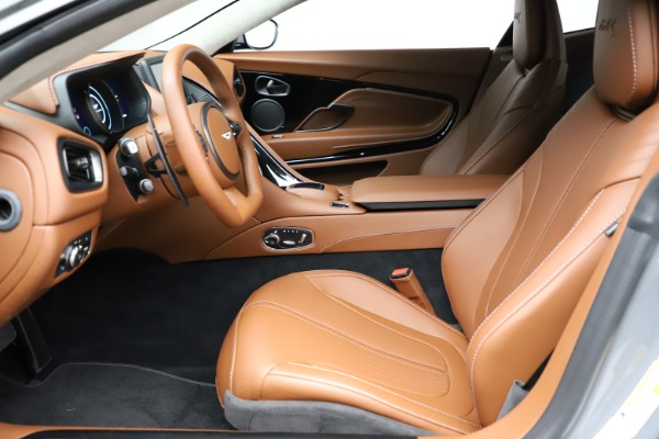 New 2020 Aston Martin DB11 AMR for sale $263,561 at Bugatti of Greenwich in Greenwich CT 06830 14