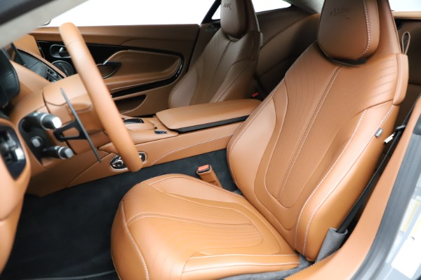 New 2020 Aston Martin DB11 AMR for sale $263,561 at Bugatti of Greenwich in Greenwich CT 06830 15