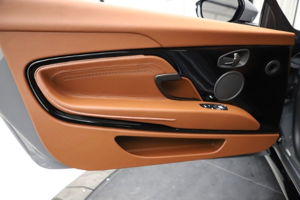 New 2020 Aston Martin DB11 V12 AMR for sale $263,561 at Bugatti of Greenwich in Greenwich CT 06830 17
