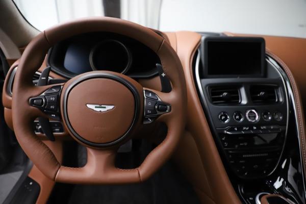 New 2020 Aston Martin DB11 AMR for sale $263,561 at Bugatti of Greenwich in Greenwich CT 06830 18
