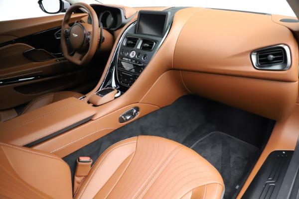 New 2020 Aston Martin DB11 AMR for sale $263,561 at Bugatti of Greenwich in Greenwich CT 06830 19