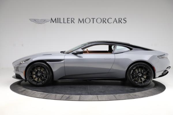 New 2020 Aston Martin DB11 AMR for sale $263,561 at Bugatti of Greenwich in Greenwich CT 06830 2