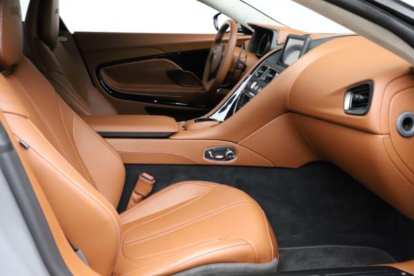 New 2020 Aston Martin DB11 AMR for sale $263,561 at Bugatti of Greenwich in Greenwich CT 06830 20