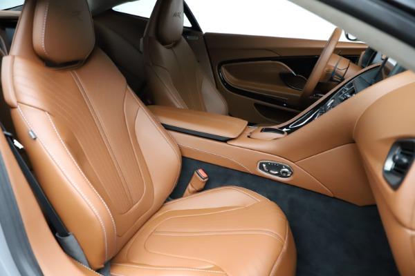 New 2020 Aston Martin DB11 AMR for sale $263,561 at Bugatti of Greenwich in Greenwich CT 06830 21