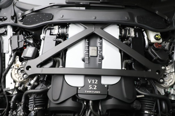 New 2020 Aston Martin DB11 V12 AMR for sale $263,561 at Bugatti of Greenwich in Greenwich CT 06830 26