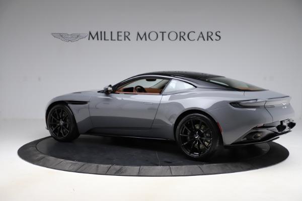 New 2020 Aston Martin DB11 AMR for sale $263,561 at Bugatti of Greenwich in Greenwich CT 06830 3
