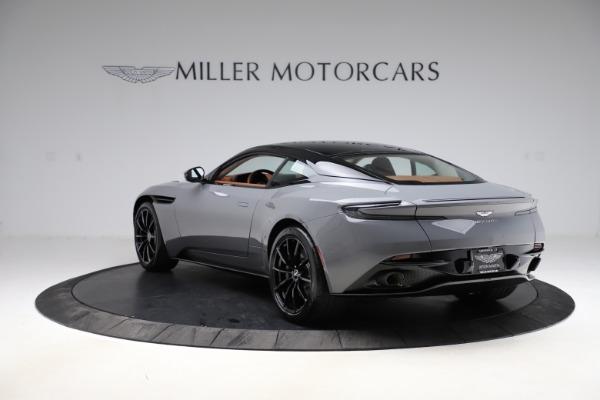 New 2020 Aston Martin DB11 V12 AMR for sale $263,561 at Bugatti of Greenwich in Greenwich CT 06830 4