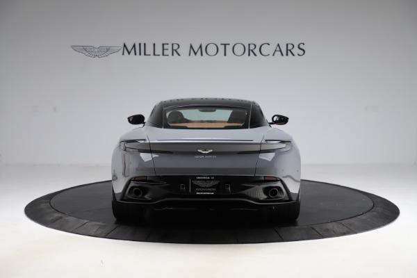 New 2020 Aston Martin DB11 V12 AMR for sale $263,561 at Bugatti of Greenwich in Greenwich CT 06830 5