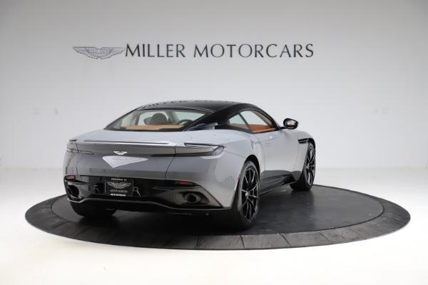 New 2020 Aston Martin DB11 AMR for sale $263,561 at Bugatti of Greenwich in Greenwich CT 06830 6