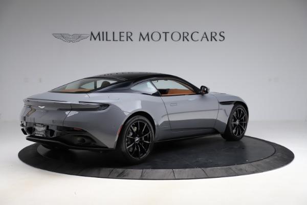 New 2020 Aston Martin DB11 V12 AMR for sale $263,561 at Bugatti of Greenwich in Greenwich CT 06830 7