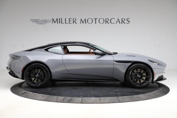New 2020 Aston Martin DB11 V12 AMR for sale $263,561 at Bugatti of Greenwich in Greenwich CT 06830 8