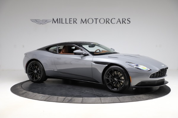 New 2020 Aston Martin DB11 V12 AMR for sale $263,561 at Bugatti of Greenwich in Greenwich CT 06830 9