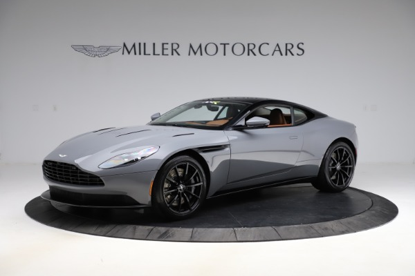New 2020 Aston Martin DB11 AMR for sale $263,561 at Bugatti of Greenwich in Greenwich CT 06830 1
