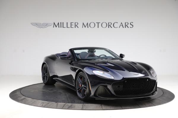 New 2021 Aston Martin DBS Superleggera Volante Convertible for sale $402,286 at Bugatti of Greenwich in Greenwich CT 06830 10