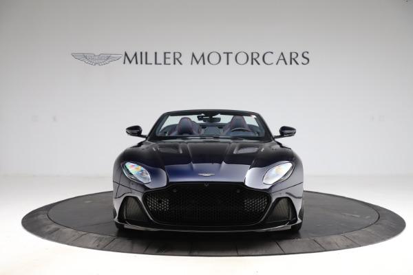 New 2021 Aston Martin DBS Superleggera Volante Convertible for sale $402,286 at Bugatti of Greenwich in Greenwich CT 06830 11