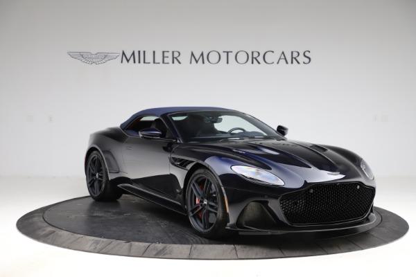 New 2021 Aston Martin DBS Superleggera Volante Convertible for sale $402,286 at Bugatti of Greenwich in Greenwich CT 06830 14