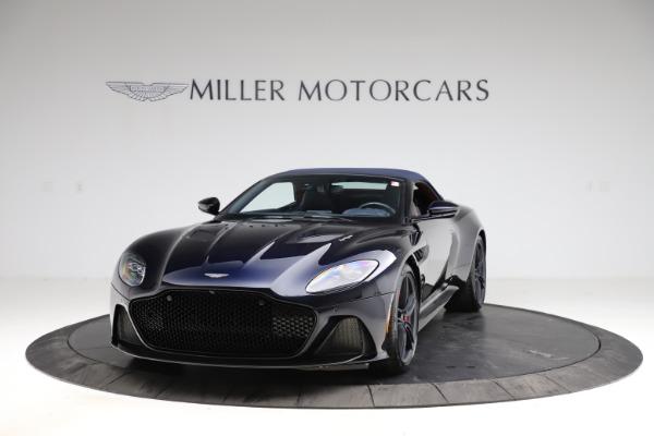 New 2021 Aston Martin DBS Superleggera Volante Convertible for sale $402,286 at Bugatti of Greenwich in Greenwich CT 06830 15