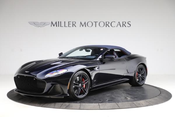 New 2021 Aston Martin DBS Superleggera Volante Convertible for sale $402,286 at Bugatti of Greenwich in Greenwich CT 06830 16