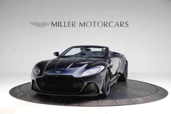 New 2021 Aston Martin DBS Superleggera Volante Convertible for sale $402,286 at Bugatti of Greenwich in Greenwich CT 06830 18