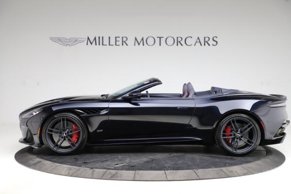 New 2021 Aston Martin DBS Superleggera Volante Convertible for sale $402,286 at Bugatti of Greenwich in Greenwich CT 06830 2