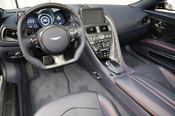 New 2021 Aston Martin DBS Superleggera Volante Convertible for sale $402,286 at Bugatti of Greenwich in Greenwich CT 06830 20