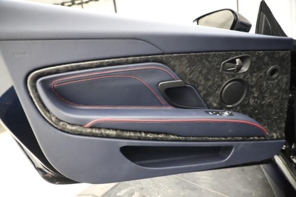 New 2021 Aston Martin DBS Superleggera Volante Convertible for sale $402,286 at Bugatti of Greenwich in Greenwich CT 06830 23