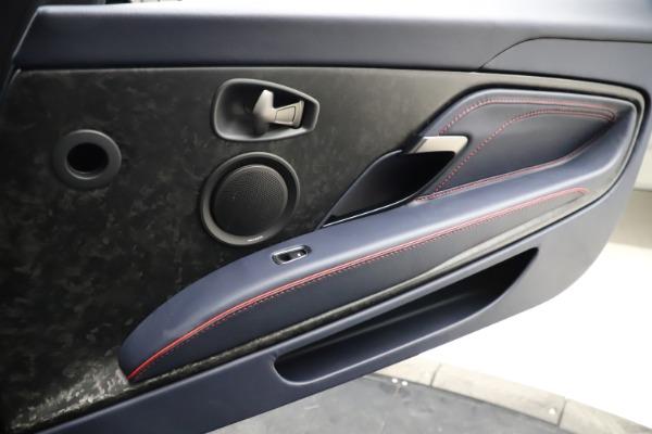 New 2021 Aston Martin DBS Superleggera Volante Convertible for sale $402,286 at Bugatti of Greenwich in Greenwich CT 06830 25