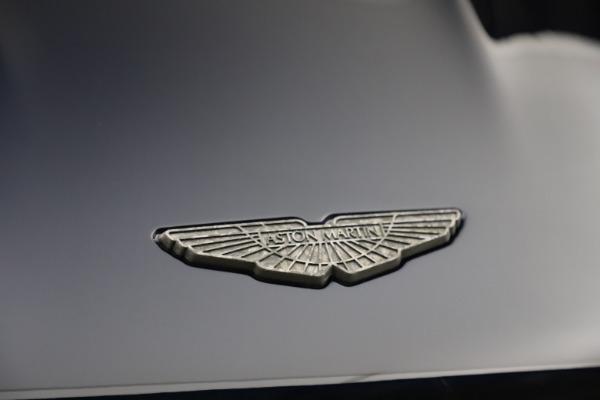 New 2021 Aston Martin DBS Superleggera Volante Convertible for sale $402,286 at Bugatti of Greenwich in Greenwich CT 06830 28
