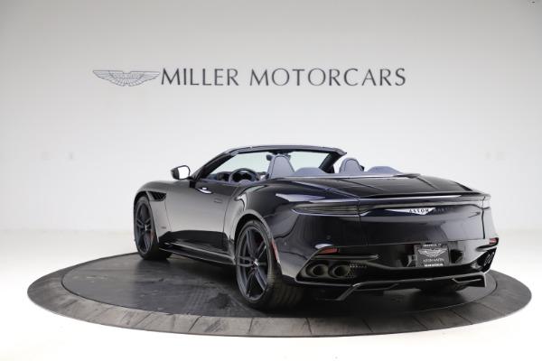 New 2021 Aston Martin DBS Superleggera Volante Convertible for sale $402,286 at Bugatti of Greenwich in Greenwich CT 06830 4