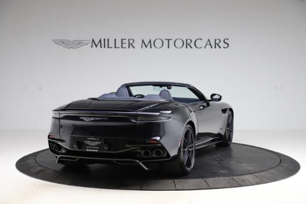 New 2021 Aston Martin DBS Superleggera Volante Convertible for sale $402,286 at Bugatti of Greenwich in Greenwich CT 06830 6