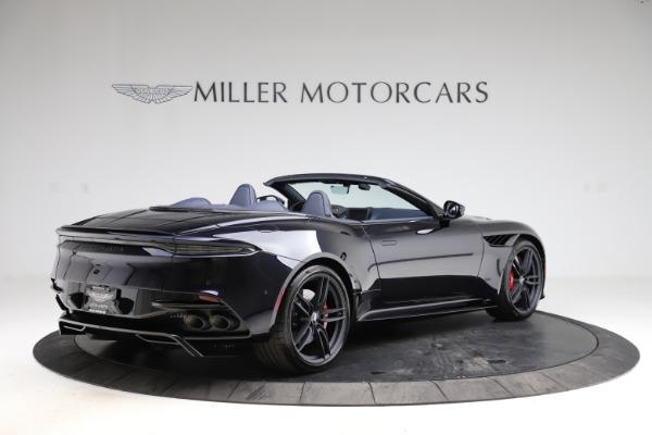 New 2021 Aston Martin DBS Superleggera Volante Convertible for sale $402,286 at Bugatti of Greenwich in Greenwich CT 06830 7