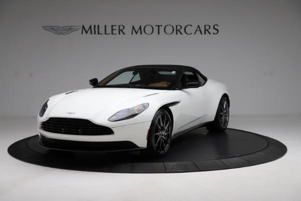 New 2021 Aston Martin DB11 Volante for sale $269,486 at Bugatti of Greenwich in Greenwich CT 06830 13