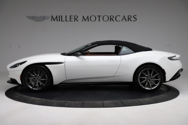 New 2021 Aston Martin DB11 Volante for sale $269,486 at Bugatti of Greenwich in Greenwich CT 06830 14