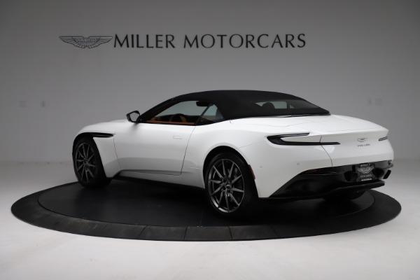 New 2021 Aston Martin DB11 Volante for sale $269,486 at Bugatti of Greenwich in Greenwich CT 06830 15
