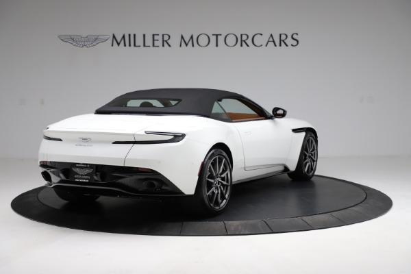 New 2021 Aston Martin DB11 Volante for sale $269,486 at Bugatti of Greenwich in Greenwich CT 06830 16