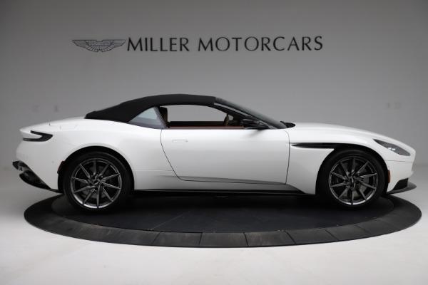 New 2021 Aston Martin DB11 Volante for sale $269,486 at Bugatti of Greenwich in Greenwich CT 06830 17