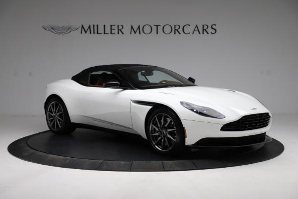 New 2021 Aston Martin DB11 Volante for sale $269,486 at Bugatti of Greenwich in Greenwich CT 06830 18