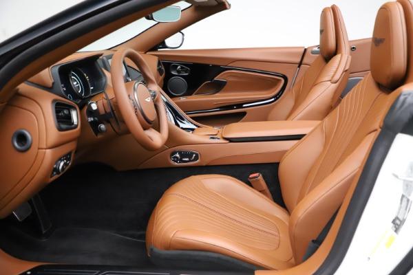 New 2021 Aston Martin DB11 Volante for sale $269,486 at Bugatti of Greenwich in Greenwich CT 06830 19