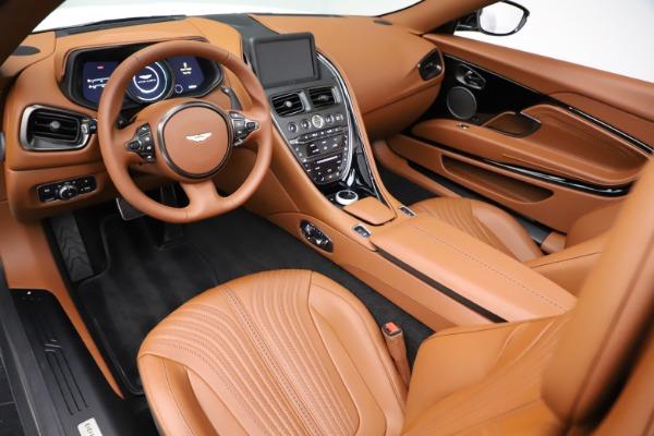 New 2021 Aston Martin DB11 Volante for sale $269,486 at Bugatti of Greenwich in Greenwich CT 06830 20