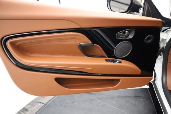 New 2021 Aston Martin DB11 Volante for sale $269,486 at Bugatti of Greenwich in Greenwich CT 06830 22