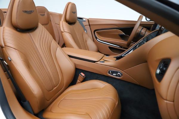New 2021 Aston Martin DB11 Volante for sale $269,486 at Bugatti of Greenwich in Greenwich CT 06830 25