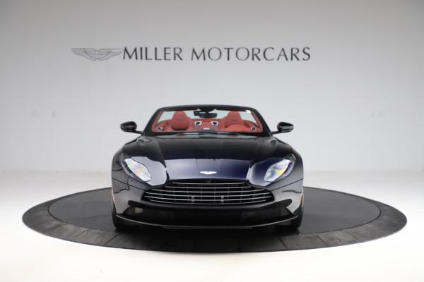 New 2021 Aston Martin DB11 Volante Convertible for sale $261,486 at Bugatti of Greenwich in Greenwich CT 06830 11