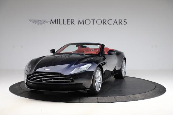 New 2021 Aston Martin DB11 Volante Convertible for sale $261,486 at Bugatti of Greenwich in Greenwich CT 06830 12