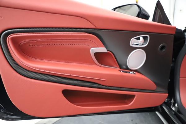 New 2021 Aston Martin DB11 Volante Convertible for sale $261,486 at Bugatti of Greenwich in Greenwich CT 06830 16