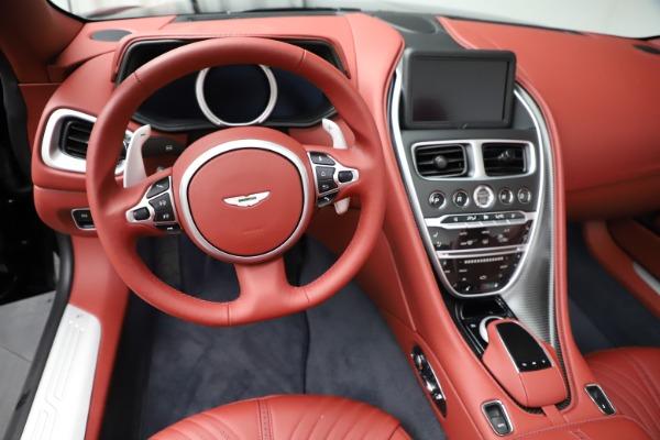 New 2021 Aston Martin DB11 Volante Convertible for sale $261,486 at Bugatti of Greenwich in Greenwich CT 06830 18