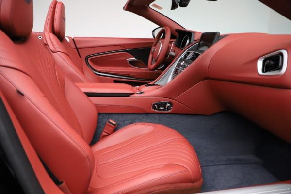 New 2021 Aston Martin DB11 Volante Convertible for sale $261,486 at Bugatti of Greenwich in Greenwich CT 06830 21