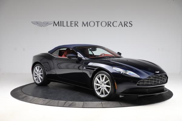 New 2021 Aston Martin DB11 Volante Convertible for sale $261,486 at Bugatti of Greenwich in Greenwich CT 06830 24