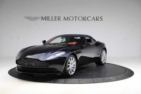 New 2021 Aston Martin DB11 Volante Convertible for sale $261,486 at Bugatti of Greenwich in Greenwich CT 06830 25