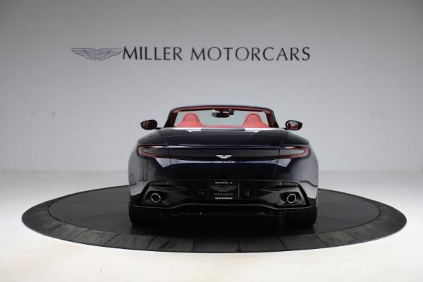 New 2021 Aston Martin DB11 Volante Convertible for sale $261,486 at Bugatti of Greenwich in Greenwich CT 06830 5