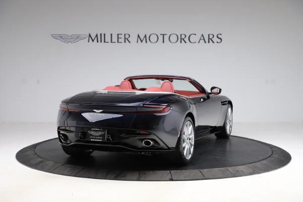 New 2021 Aston Martin DB11 Volante Convertible for sale $261,486 at Bugatti of Greenwich in Greenwich CT 06830 6
